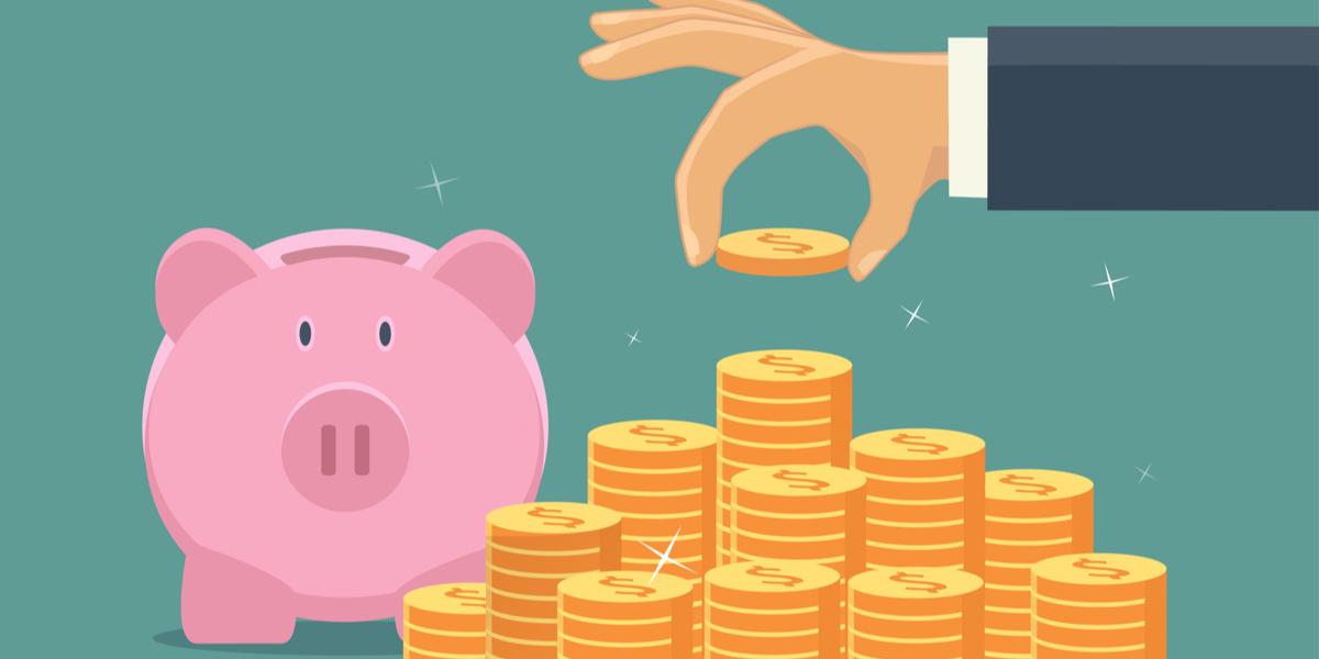 率直に節約よりも投資の方が楽でお金に余裕が生まれやすい