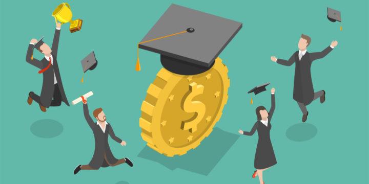 給付型奨学金は、誰がくれるの?
