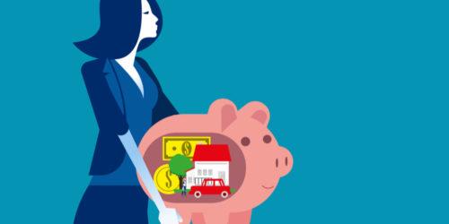 一人暮らしは貯金できなくて普通?平均貯金額と結婚資金の貯め方・考え方とは