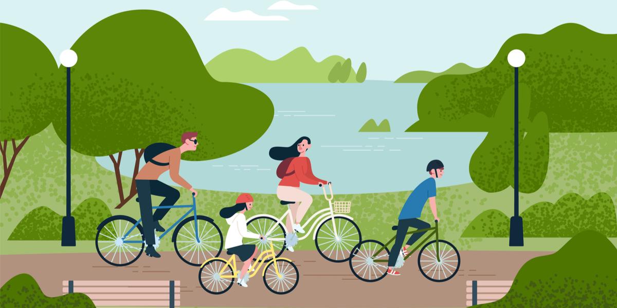 【参考】未成年の子を育てている方は、自転車保険の加入も推奨