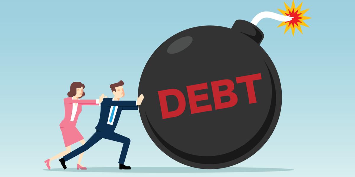 借金は悪いものではない。良い借金と悪い借金について考える