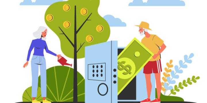 老後資金準備は、iDeCo(個人型確定拠出年金)がおすすめ