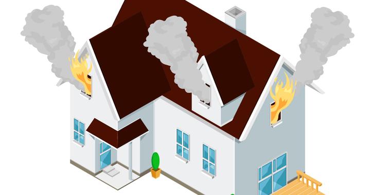 Q.1 火災保険や地震保険は、いくら保険金が支払われる?