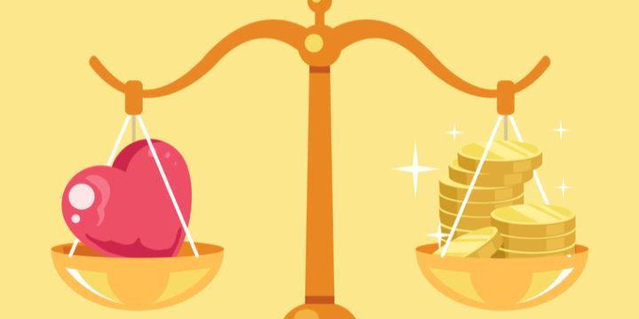 【結婚相手に必要な年収の考え方②】結婚に必要な年収は「願望次第」