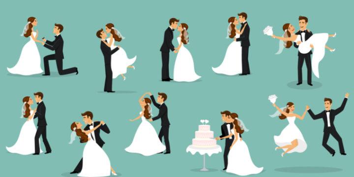 結婚式費用は平均300万円程度。ただし……
