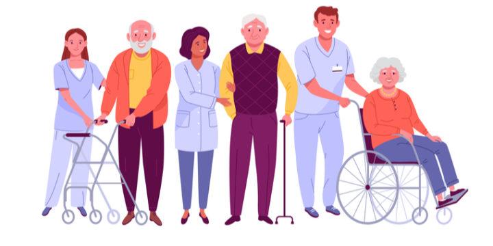 介護保険法の法改正におけるポイント