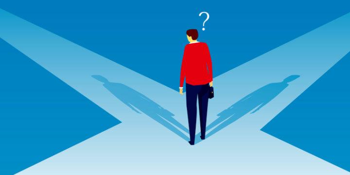 生命保険に関する2つのリスク