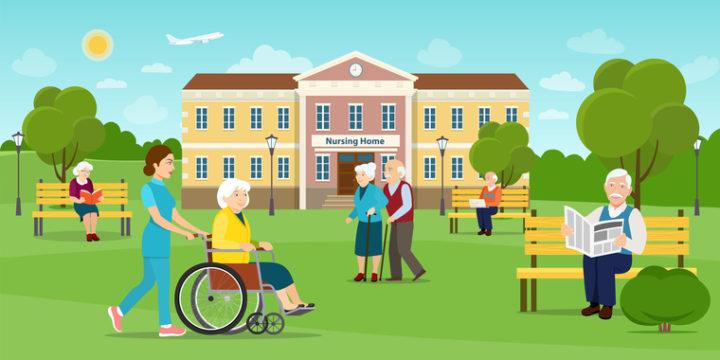 介護保険を利用した住み替えは、要介護度で介護施設が異なる