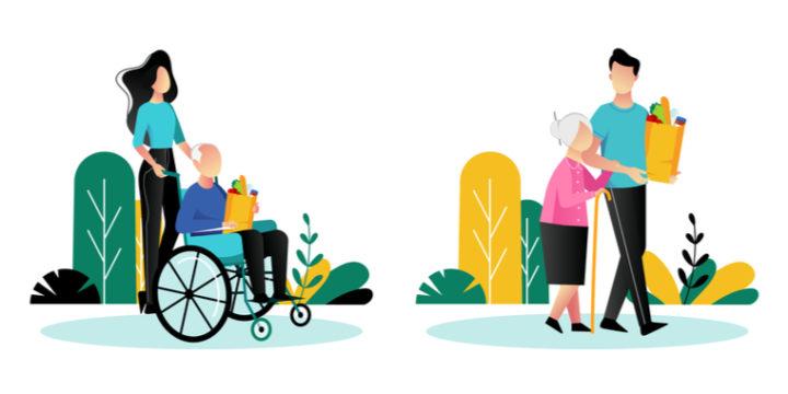 介護保険を利用できる介護施設にはどのようなものがある?