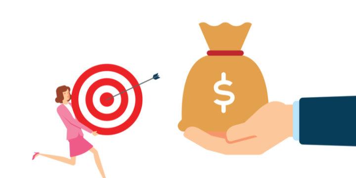 給付時期の設定はどうする?こまめに複数回もらうか、まとめて1度にもらうか