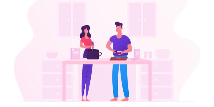 結婚相手の年収が低いときはこう考える!収入が低い男性と幸せに暮らせる解決策まとめ