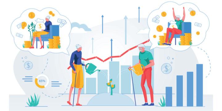 iDeCo(イデコ)の掛け金変更は、老後の資金計画と同時に考える
