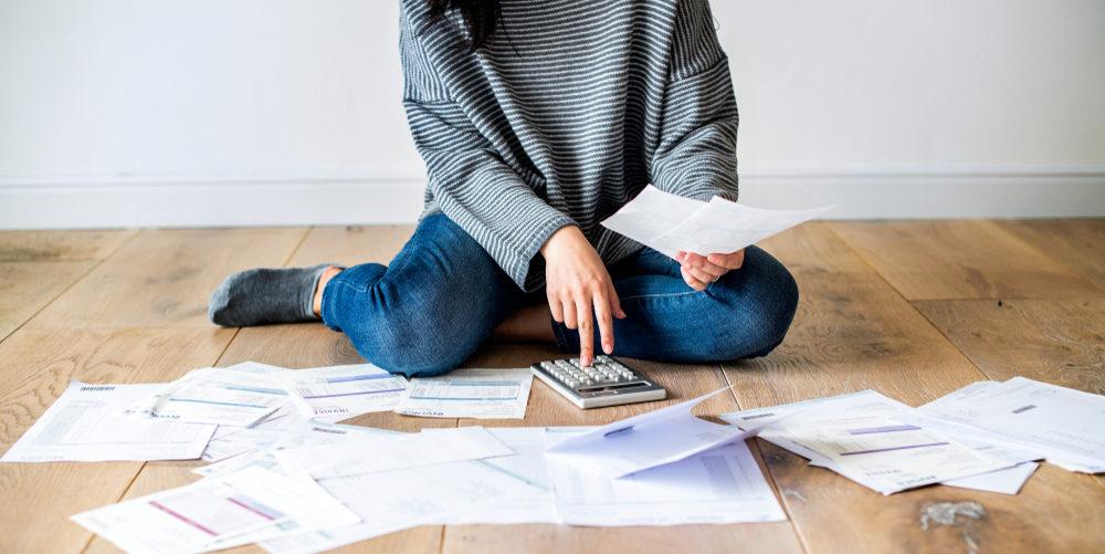 離婚時に分割する退職金はどうやって計算する?