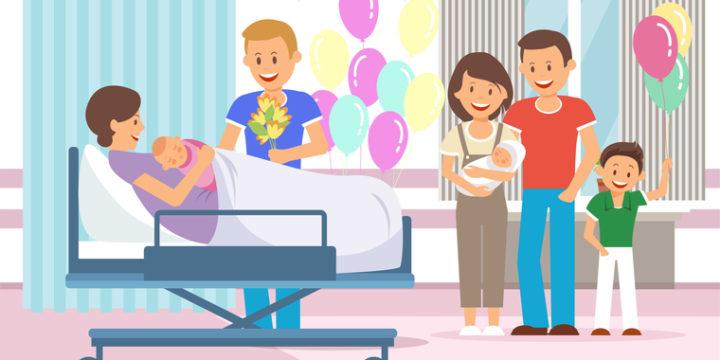 出産に関する費用で保険の適用が受けられるものと受けられないもの