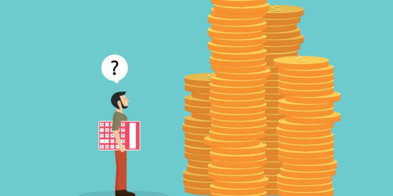 年収の計算方法をご紹介。いつからいつまで?交通費は含む?