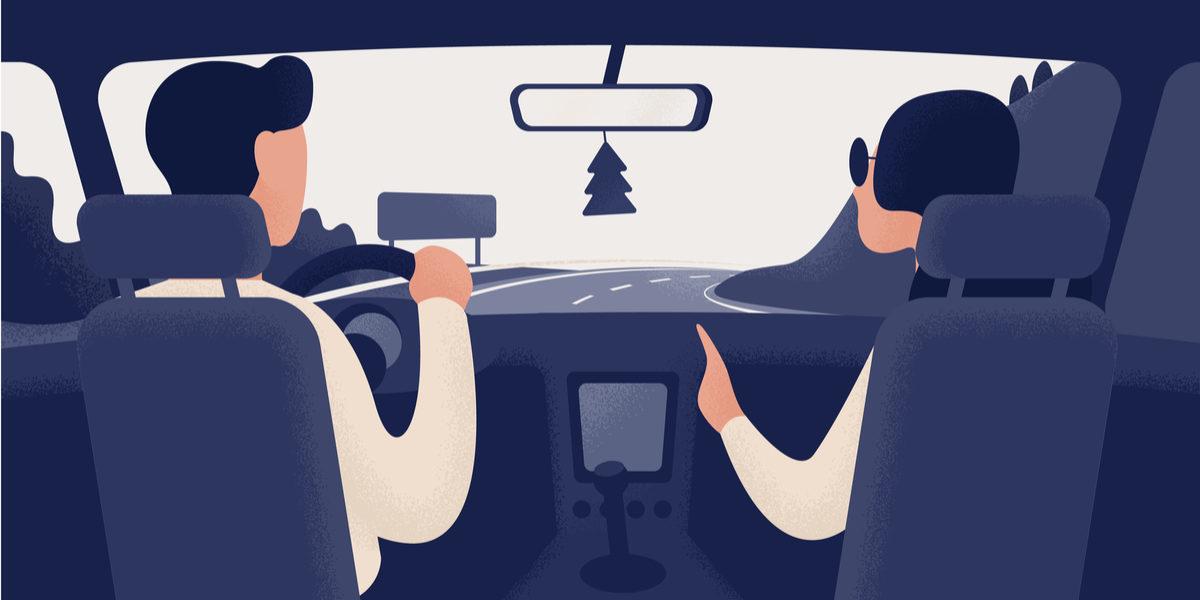 家族以外の他人が運転した場合は補償対象外