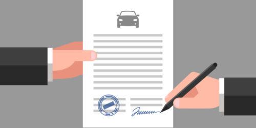 家族間・保険会社間での自動車保険の等級引継ぎ条件・手続き方法をご紹介。