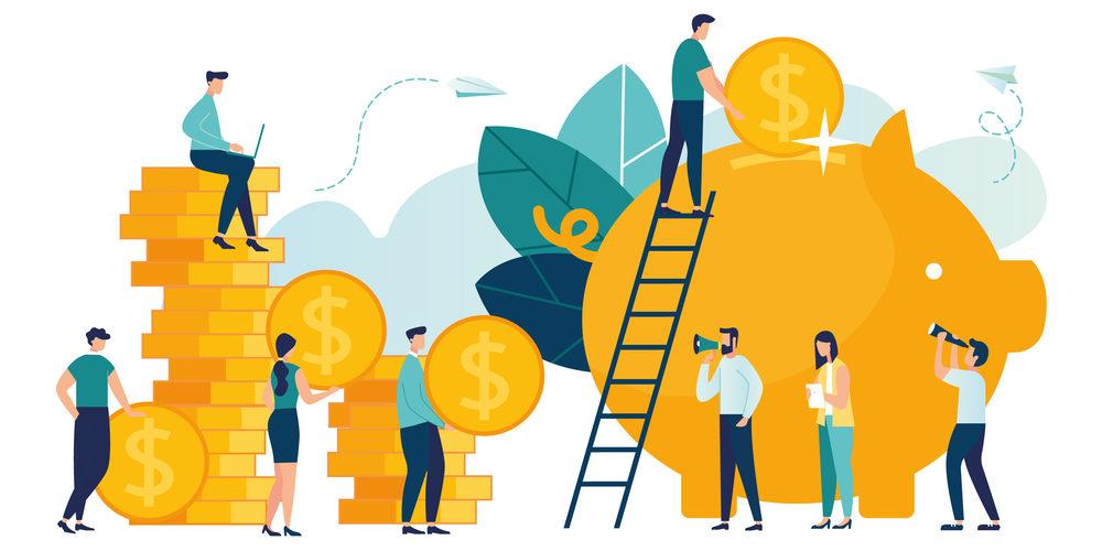 投資信託なら初心者でも簡単に投資を始めることができる