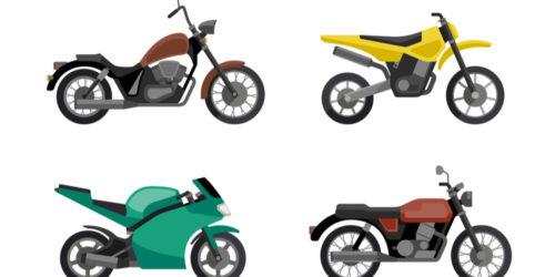 バイク・原付きの車両保険は必要?判断基準をチェック!
