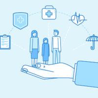 生命保険の月額掛け金相場は平均いくら?20代〜60代まで年代別の保険料まとめ