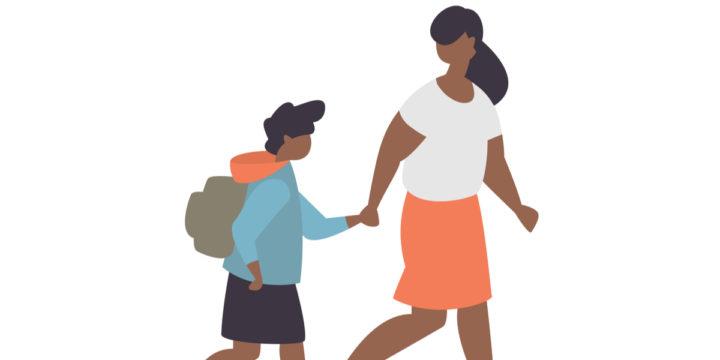 離婚後子供のそばにいる親の心構え