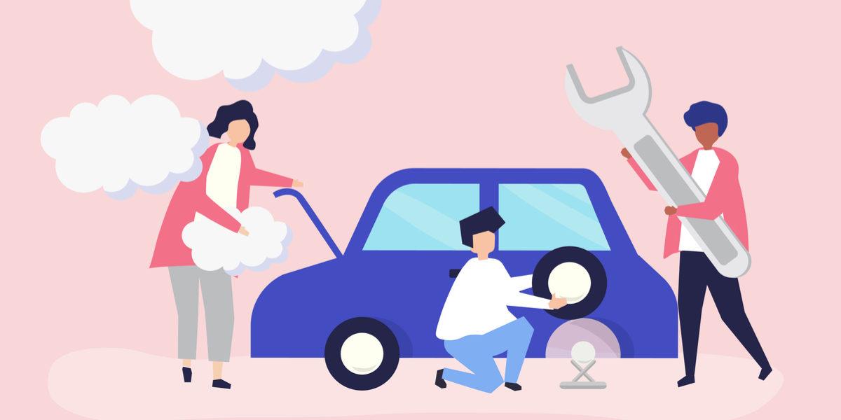 自動車保険の車両入れ替えのタイミングはいつが良い?