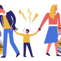 両親が離婚することで子供に与える心理的影響は?