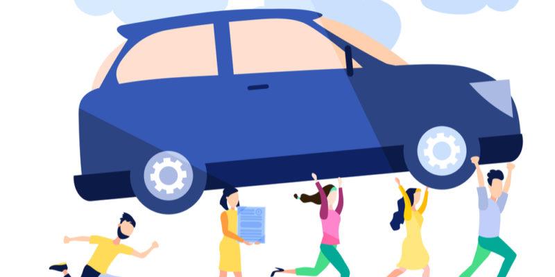 自動車保険を法人名義で契約する場合のポイントと注意点