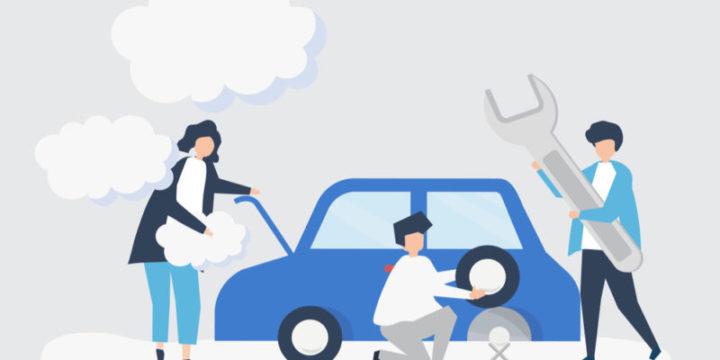 自動車保険の平均保険料は年間・月間いくら?保険料の決定基準&見直しポイントをFPが解説