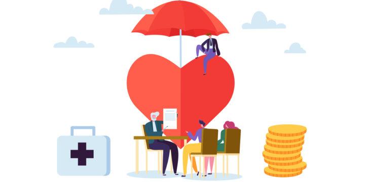 生命保険の基本形
