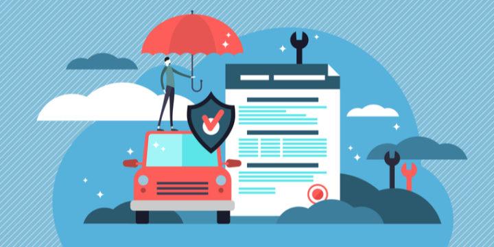 自動車保険の平均年間保険料や平均月額保険料はいくら?