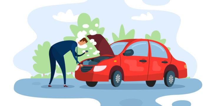 短期間のみ補償される自動車保険の重要ポイント