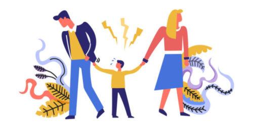 両親の離婚が子供に与える心理的影響は?子供の気持ち・離婚の伝え方etc.を専門家が解説