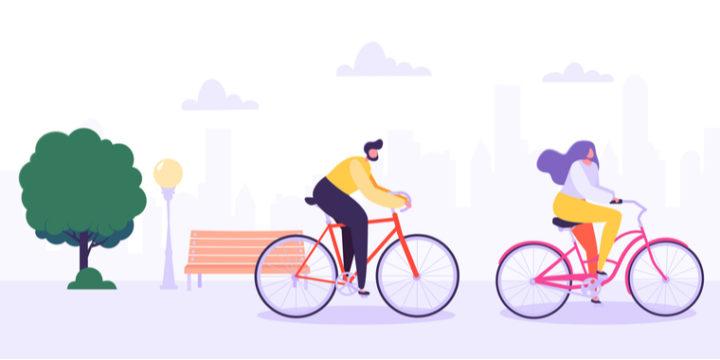 自動車保険の自転車特約をおもな保険会社別に比較
