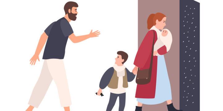 離婚を子供にどうやって伝えたらいい?