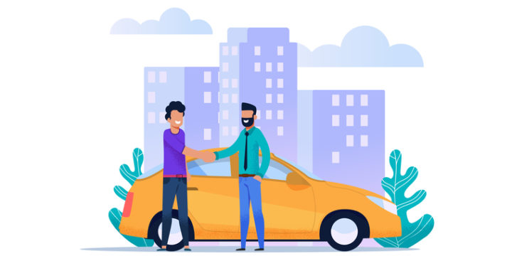 短期間の自動車保険の契約内容を比較