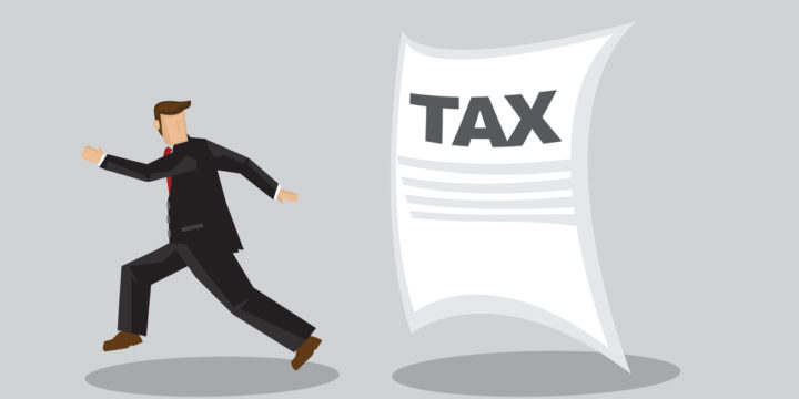 投資信託の収益にかかる税金、年間ではいくら?40年間やったらどうなる?一例を交えて考察