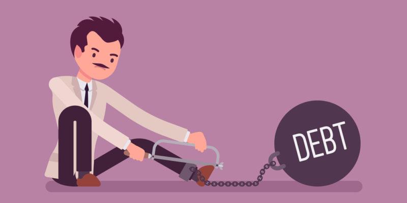 借金が頭から離れない。。借金の悩みを解決する3つの方法をFPがご紹介