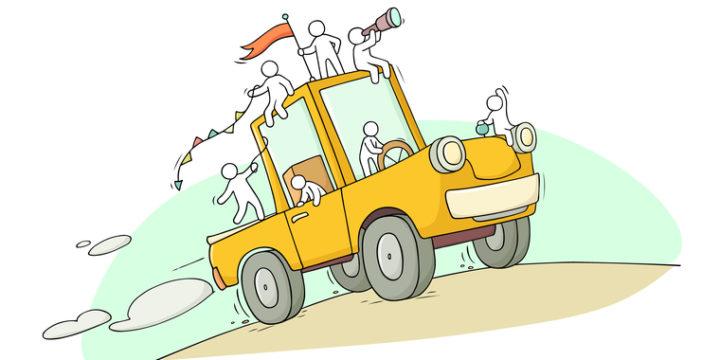 短期間の自動車保険を取り扱っているおもな保険会社