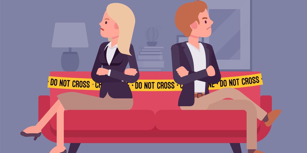 家庭内別居は何年か続くと離婚理由になる?