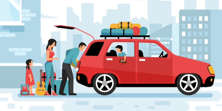 楽天損保の自動車保険は、大きく2種類ある