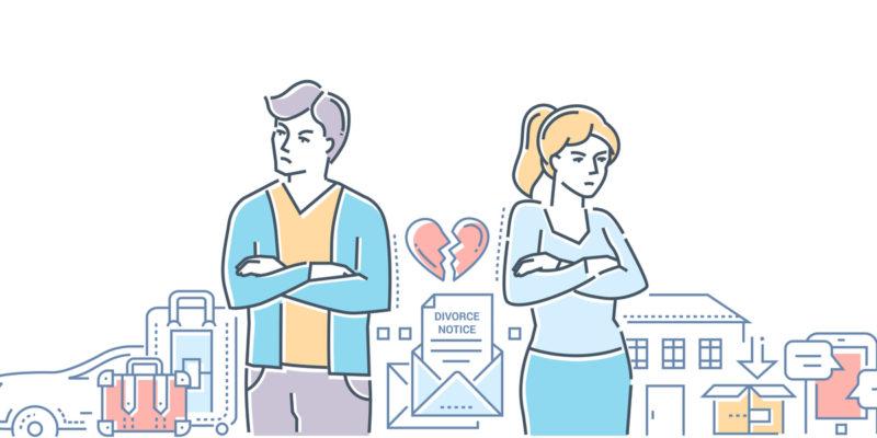 離婚前の別居について