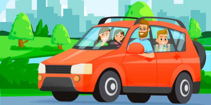 安全運転で事故を起こさないことが自動車保険料の削減につながる