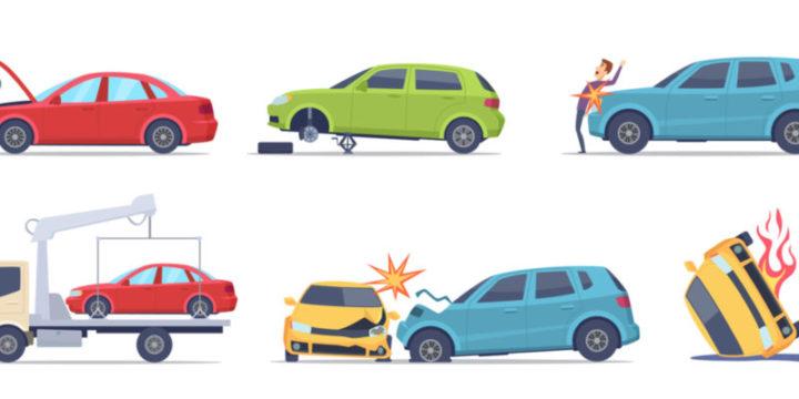 楽天損保の自動車保険ASAPの補償内容