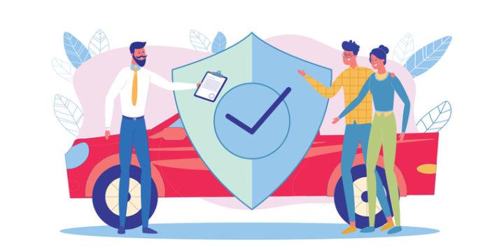 楽天損保の自動車保険ASAPの事故対応サービス