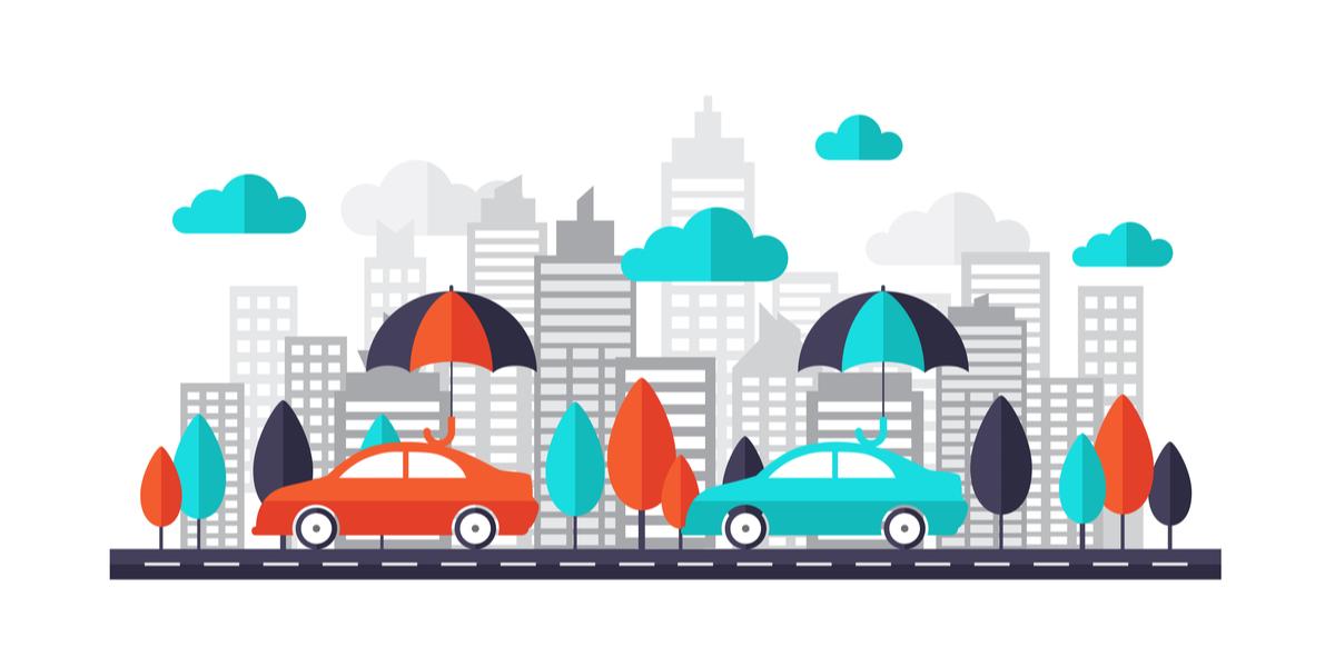 自動車保険の使用目的を正確に判断するためのフローチャート