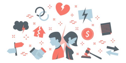 離婚の際の手続きは?必要書類や手順を簡単にご説明いたします。