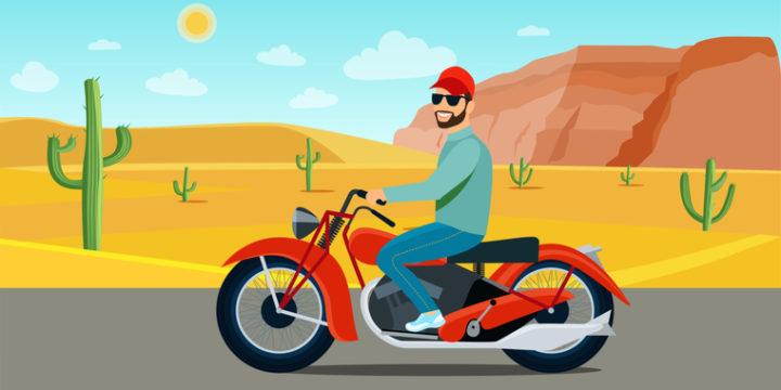 バイク保険を選ぶ時は、ロードサービスの補償内容も確認