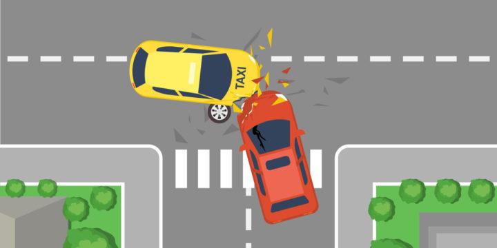 自動車を当て逃げされた場合と自動車保険の関係について