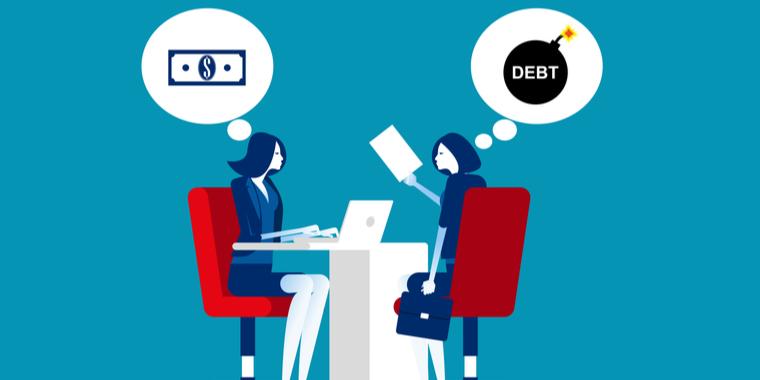 債務整理とは?手続きの流れ&デメリットをわかりやすく解説します